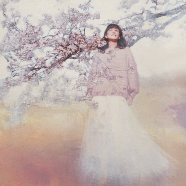 Romantic Moment Debut Album by Emiko Sato Artwork, detail of the painting