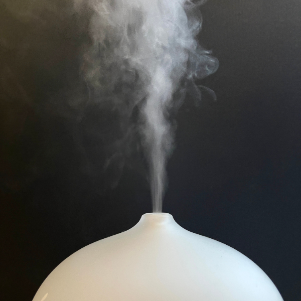 Close-up of the Indoor Forest Bathing aroma diffuser
